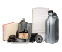 General items usually replaced during service periods. eg. Oil & Air Filters