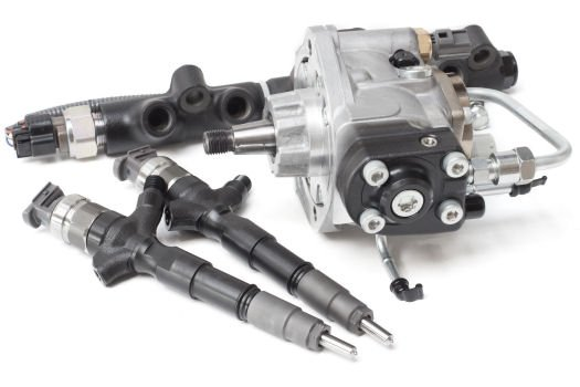 Injectors, Valves, Pumps and other Fuel System Parts available