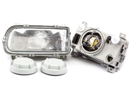 Vehicle headlights, indicators, spare globes and more