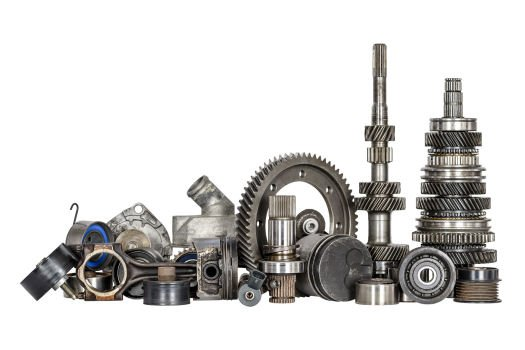 Gears, Cogs and other Transmission Components available